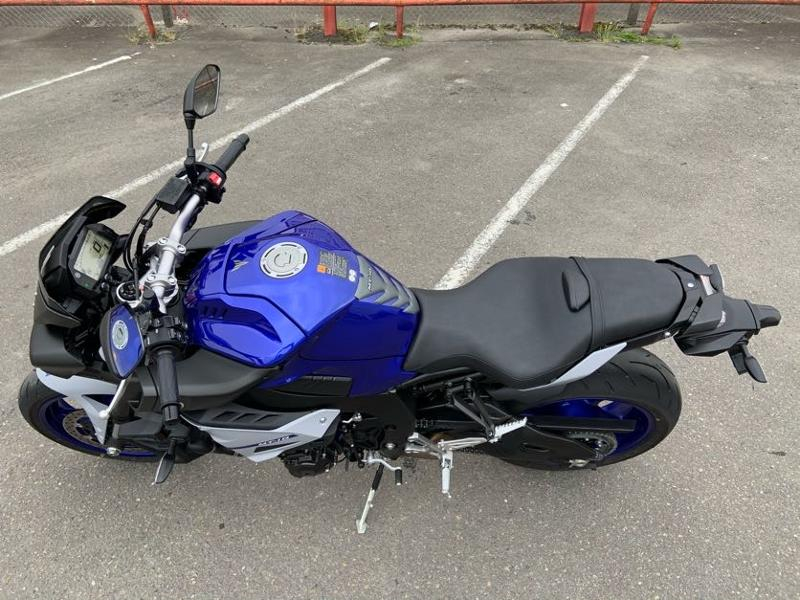 Photo 4 de l'offre de YAMAHA MT -10 ABS à 12490€ chez Franck motos