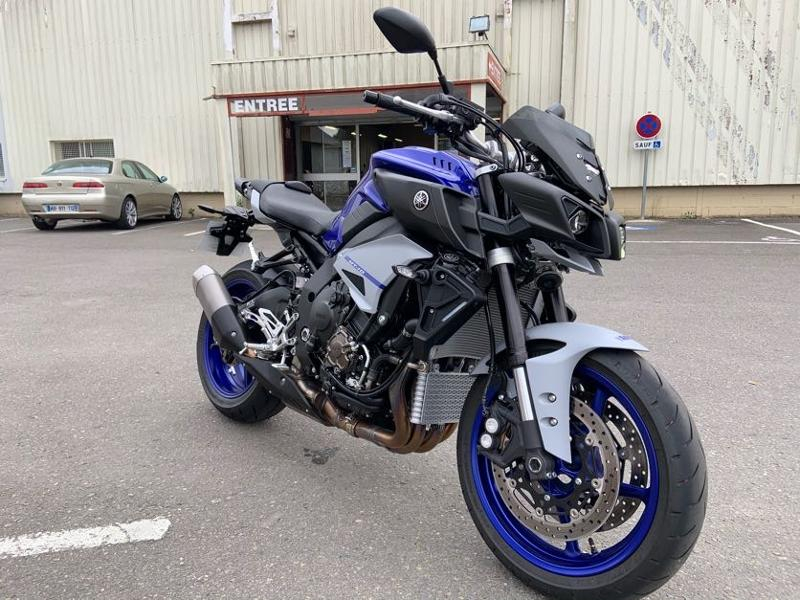 Photo 7 de l'offre de YAMAHA MT -10 ABS à 12490€ chez Franck motos