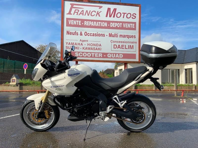 Triumph Tiger 1050 ABS Essence BLANC Occasion à vendre
