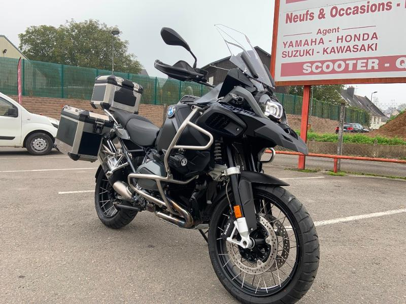 Photo 2 de l'offre de BMW R 1200 GS Adenture Triple Black à 16990€ chez Franck motos