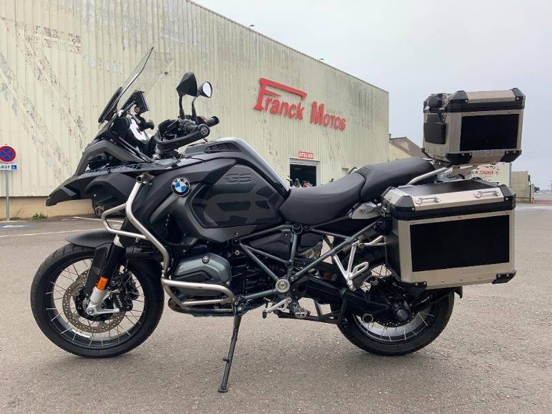Photo 5 de l'offre de BMW R 1200 GS Adenture Triple Black à 16990€ chez Franck motos