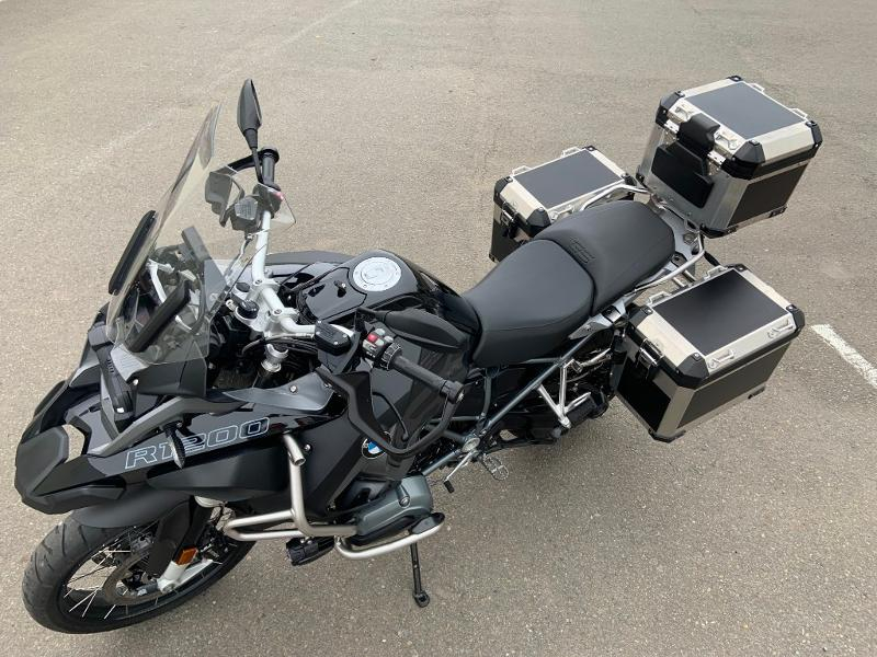 Photo 7 de l'offre de BMW R 1200 GS Adenture Triple Black à 16990€ chez Franck motos